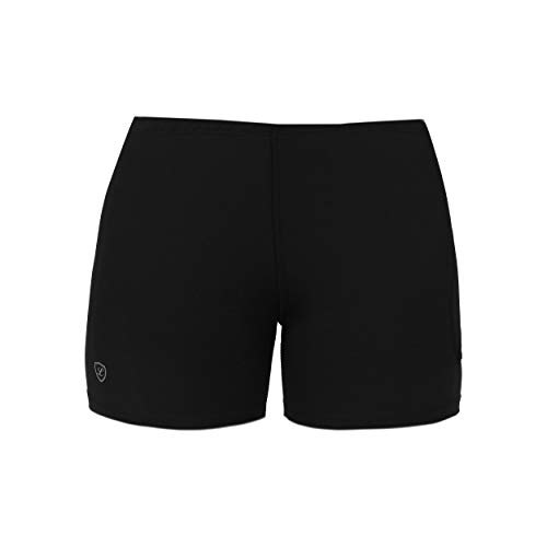 Limited Sports Damen Sports, Ball Pant Shorts Schwarz, 48 Oberbekleidung von Limited Sports
