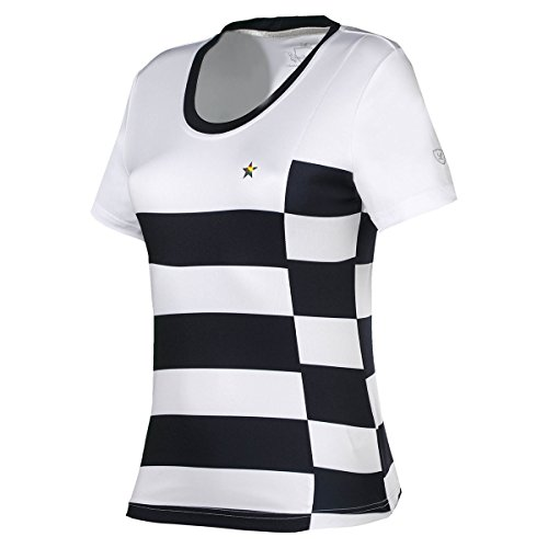Limited Sports Damen Sports, Sayla T-Shirt Weiß, Dunkelblau, 36 Oberbekleidung von Limited Sports