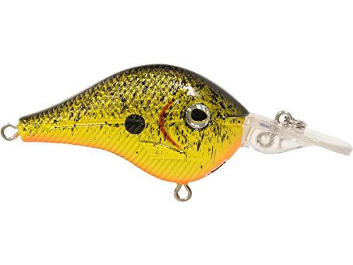 Livingston Lures 5612 Aktenvernichter 53 Chartreuse Splatter-Shad von Livingston Lures