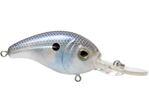Livingston Lures 6118 DM Jr 8 blau Gizzard Shad von Livingston Lures