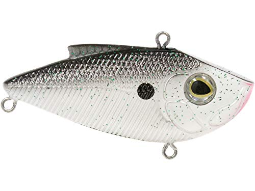 Livingston lockt 0133 Pro Ripper XXX Shad Angeln Terminal Tackle, Multicolor von Livingston Lures
