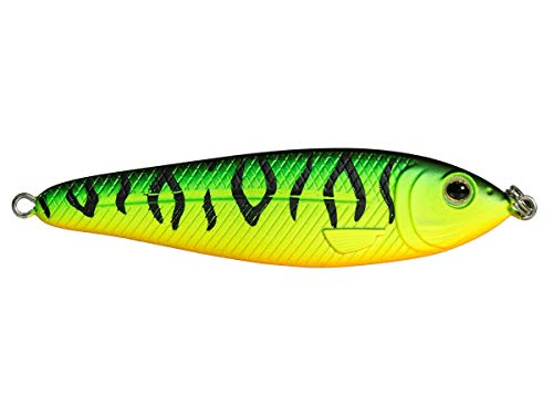 Livingston lockt 9369 EBS Jigs Löffel matt Tiger Angeln Terminal Tackle, Multicolor von Livingston Lures