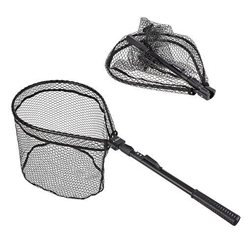 Lixada Kinder Schmetterling Angeln Net,5er Pack Teleskop-Schmetterlingsnetz Kinder Angeln Landungsnetze Insektenfangnetz,Ideal Zum Fangen von Insekten Bugs Angeln Garten Pool Outdoor Fischernetz