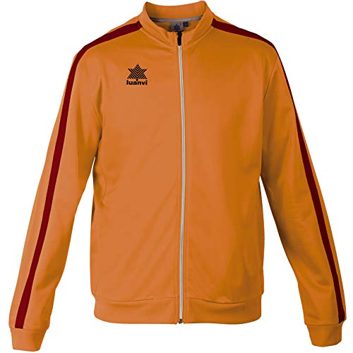 Luanvi Herren Trainingsjacke Gama L orange von Luanvi