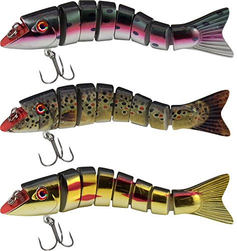 Lucky Bug Zombie Maxx Browns Combo - 3 inch - Three Assorted Colors von Lucky Bug