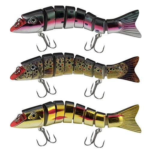 Lucky Bug Zombie Maxx Browns Combo- Size 5 inch - Three Assorted Colors von Lucky Bug