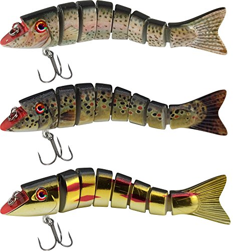 Lucky Bug Zombie Maxx Rainbow Combo - 3 inch - Three Assorted Colors von Lucky Bug
