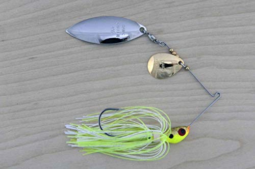Lunker PW4112 Double Cwl Spinnerbait von Lunker Lure