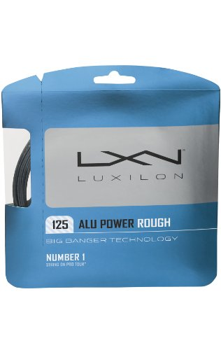 Luxilon Big Banger Alu Power Rough 12,2m 1,25mm von Luxilon