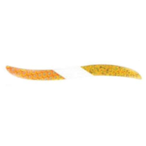 Mack 's Lure 60551 Flash Lite Trolle – 4 Blade Series – 90 # Test Gold/ von Mack's Lure