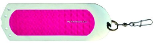 Mack 's Lure Double D Dodger 11,2 cm – Pink von Mack's Lure
