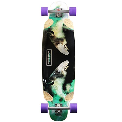 Madrid Longboard Twin Pimped Komplett, 7141-702532p von MADRID