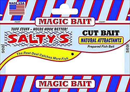 Magic Köder sw-65 Salty 's Salzwasser Fishing Bait Eier von Magic Bait