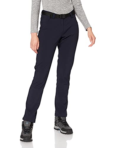 Maier Sports Damen Perlit W Outdoorhose, Night Sky, 38 von Maier Sports