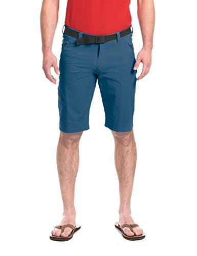 Maier Sports Herren Nil Bermuda Shorts, Ensign Blue, 50 von Maier Sports