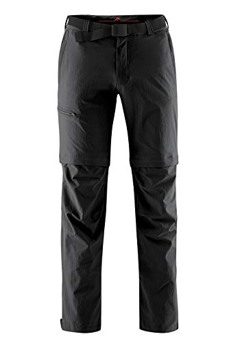Maier Sports Herren Outdoor Hose T-Zipp Tajo, Night Sky, 28 von Maier Sports