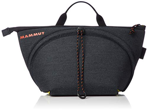 Mammut Magnesiumbeutel Magic Boulder Chalk Bag, Black, one Size, 2290-00980 von Mammut