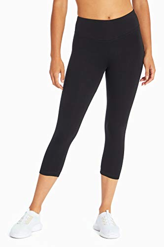 Marika Damen Leggings Tummy Control Capri, Black, S, MC532301 von Marika