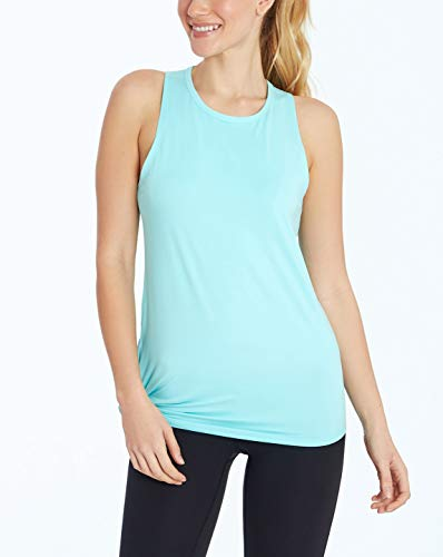 Marika Damen Empress Tie Tank Top, Herren, Top, Empress Tie Tank Top, Engel blau, X-Large von Marika