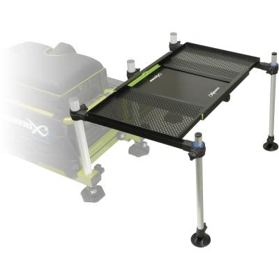 Matrix extending side tray inc inserts and 2 x adj legs. von Matrix