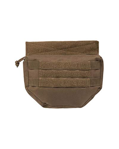Mil-Tec Drop Down Pouch Dark Coyote von Mil-Tec