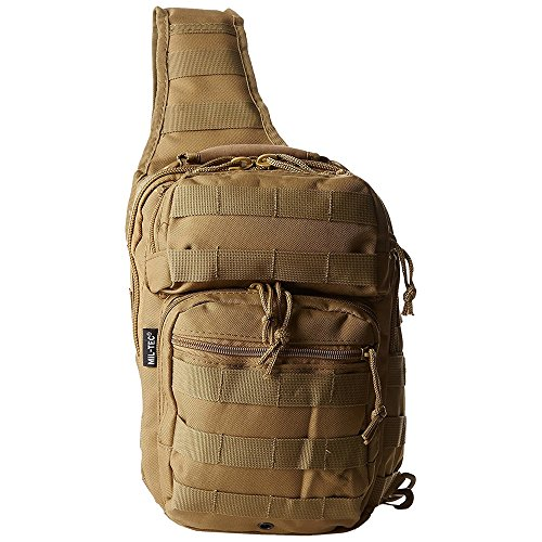 Mil-Tec US Assault Pack One Strap small Coyote von Mil-Tec
