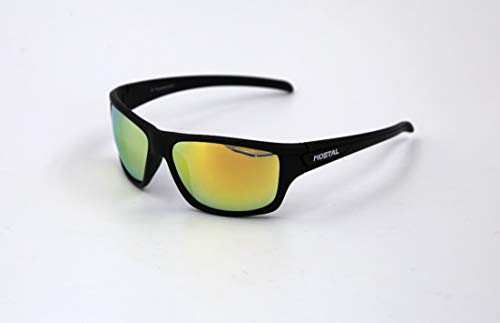 Mostal Sunglasses Polarized Gelb Polbrille Polarisationsbrille Sonnenbrille Brille von Mostal