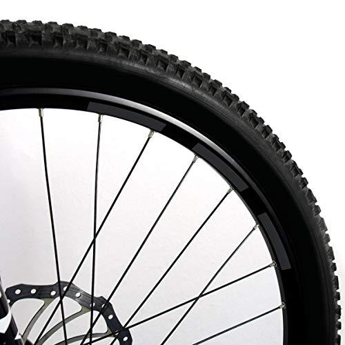 Pedelec Motoking BIKEPOD PRO Rennrad MTB Fahrrad Wandhalterung zur platzsparenden Fahrradaufbewahrung von E-Bikes Wandhalter zur Wandmontage mit Befestigungsmaterial und Schutzaufklebern