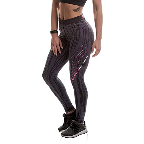 MusclePharm Refined Stroke Full Lenght Leggings Gr. S von MusclePharm