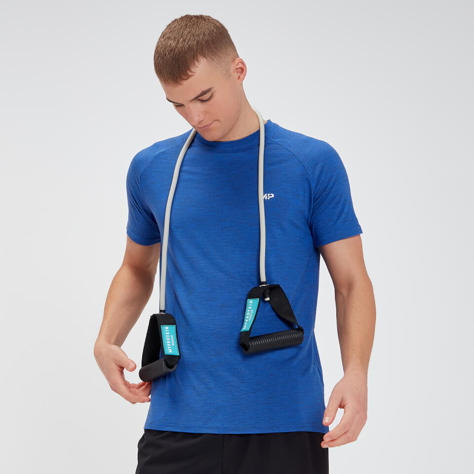 MP Performance Short Sleeve T-Shirt - Kobalt/Schwarz - XL von Myprotein