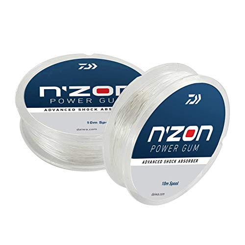 Daiwa N'ZON Power Gum 0,60mm von N'ZON by Daiwa