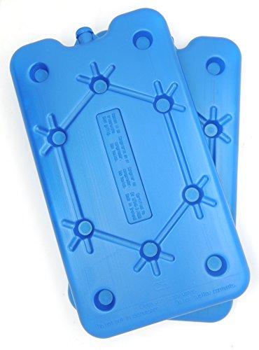 70 x 400 ml Kühlakkus NEMT Kühlelemente für Kühltasche oder Kühlbox bis 20h