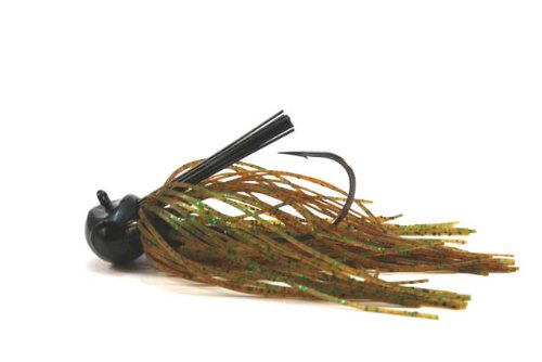 NetBait Angeljig Paca Bug Jig, Rootbeer PEP Green, 3/4-Ounce von NetBait Fishing