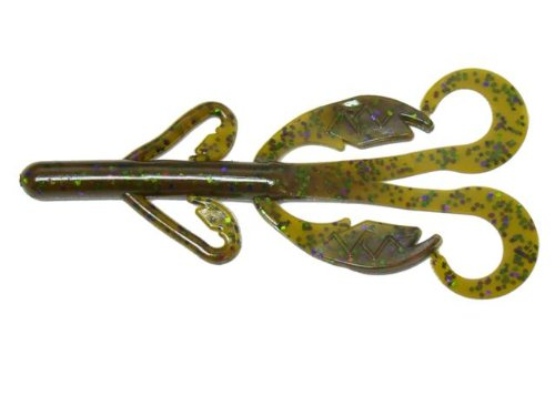 NetBait Angelköder Mad Paca Bait, Green Pump Candy, 5.5-Inch von NetBait Fishing