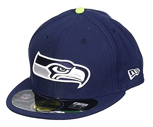 New Era unisex - erwachsene Mütze NFL on Field 5950 Seasea Game, Team, 7 1/4, 10529747 von New Era