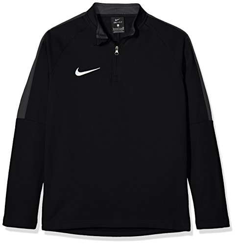 Nike Jungen Y NK Dry ACDMY18 DRIL TOP LS Long Sleeved T-Shirt, Black/Anthracite/(White), 16-22 von Nike