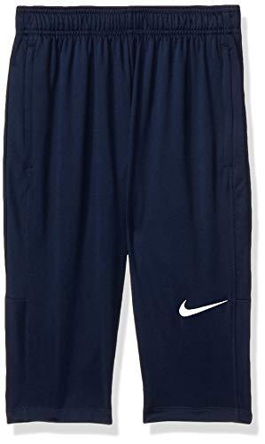 5cbcecef4a448f Nike Kinder Dry Academy18 Football Pants Shorts obsidian obsidian (white) S