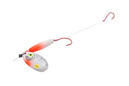 Northland Tackle PWFC4-SG Pro Float'n Crawler Harn Sz. 4 1/Cd Pro Float'n Crawler Harn Sz. 4, Glow Shiner von Northland Tackle