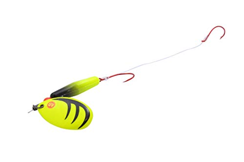Northland Tackle PWFC4-TG Pro Float'n Crawler Harn Sz. 4 1/Cd Pro Float'n Crawler Harn Sz. 4, Tiger von Northland Tackle