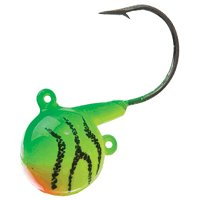 Northland Tackle FB5–25–12 fire-Ball Jig 25/BG Gold, 3/8 Oz von Northland