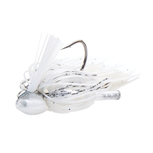 Northland Tackle J4–13 Juni Jig 1/CD Juni Jig, Weiß Shad, 1/4 oz von Northland