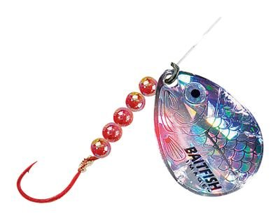 Northland Tackle RC1–6-nr baitfish-Image Spinner # 1 6/SC baitfish-Image Spinner # 1, Silber Shiner von Northland
