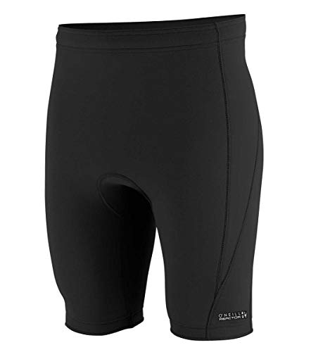 O'Neill 2018 Reactor II 1.5mm Neoprene Shorts Black 5083 Sizes- - Large von O'Neill
