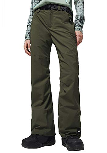 O'Neill Damen PW Star Snow Pants, Forest Night, L von O'Neill