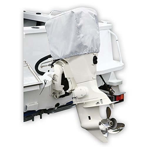 Oceansouth Outboard Cover (60PS - 100PS, Grau) von Oceansouth