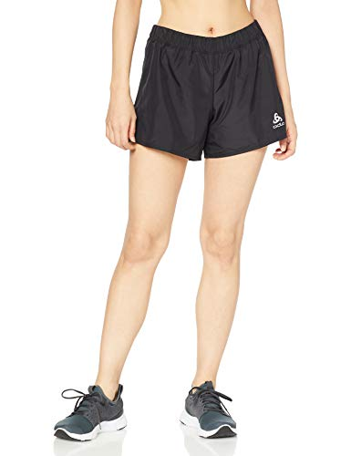 Odlo Damen Element Shorts, Black, L von Odlo