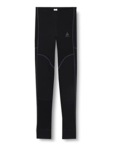 Odlo Damen Traininghose X-Warm, Black, L, 155171 von Odlo
