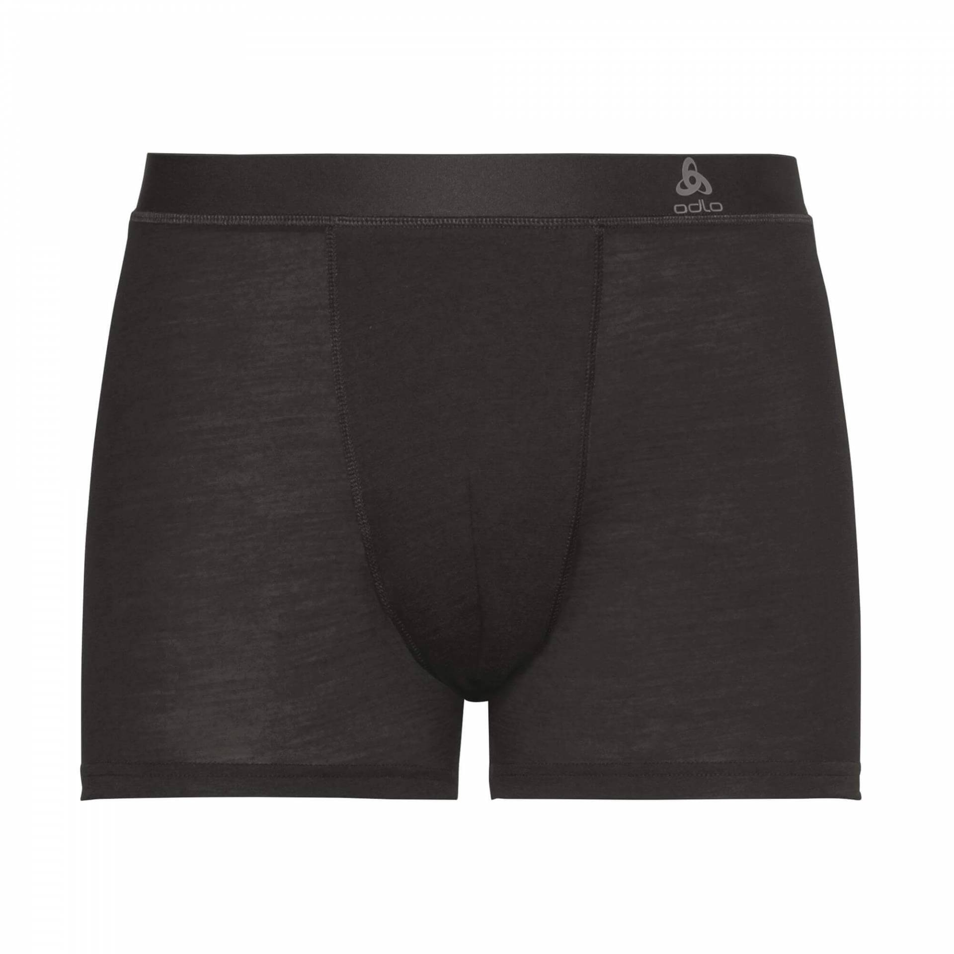 Odlo Natural + Light SUW Bottom Herren Boxershort schwarz Gr. XXL von Odlo
