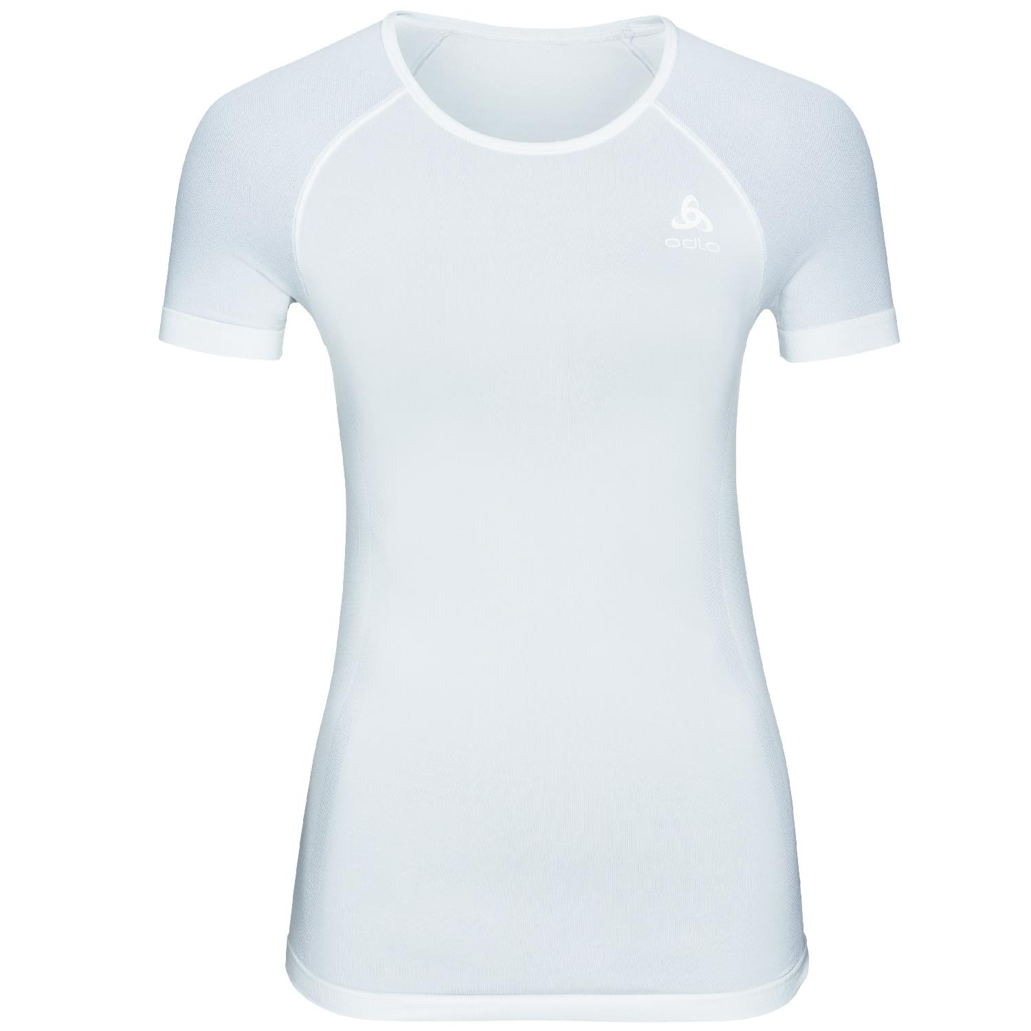 Odlo Performance X-Light SUW Top crew neck s/s Damen Funktionsshirt weiß Gr. M von Odlo