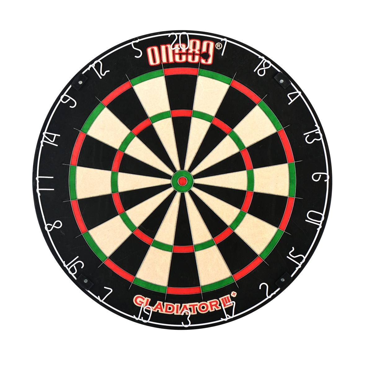 One80 Gladiator 3+ Dartboard von One80